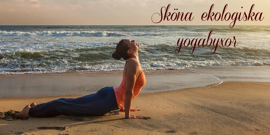 yogabyxor från Ekologisk Yoga